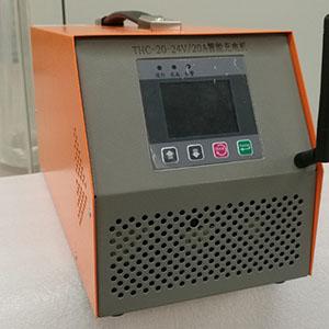 機器人自動充電裝置