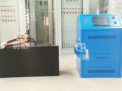 24V/100A智能伸缩充电