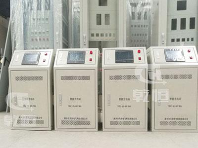 48V/90A自動伸縮充電站