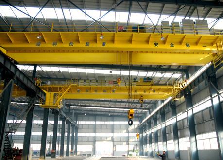 QD型5-50/10吨吊钩桥式起重机