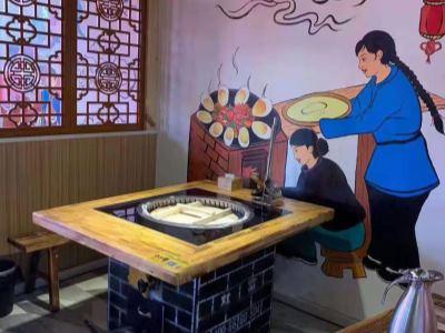江苏土灶台