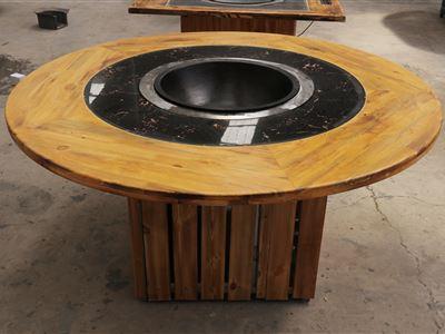 大锅台圆桌