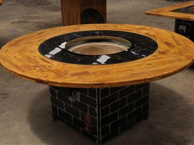 大锅台专用转桌