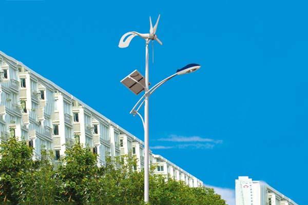 鄭州風光互補太陽能路燈