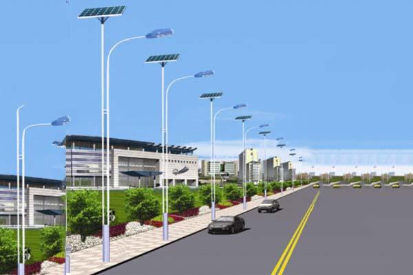 太陽能路燈訂購