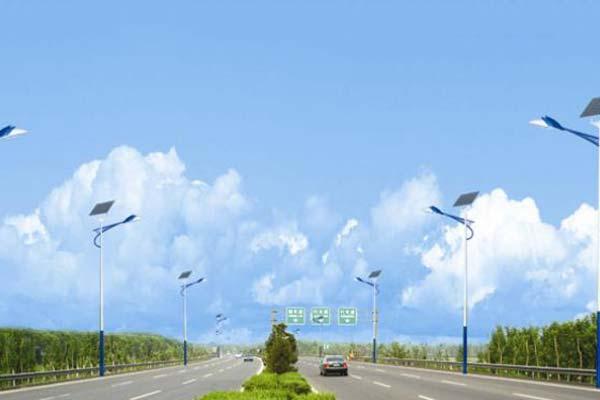 河南太陽能路燈生產廠家