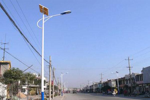 新農村太陽能路燈供應