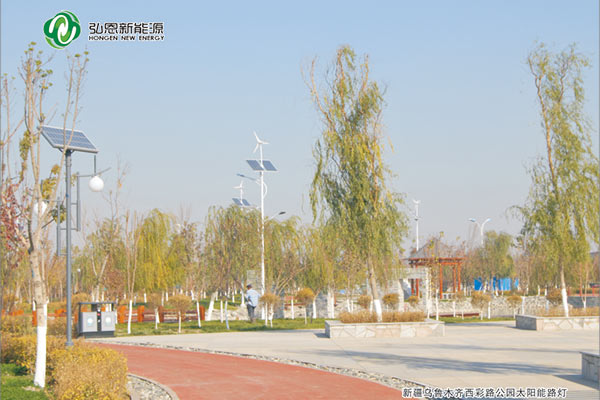 鄭州太陽能路燈供應