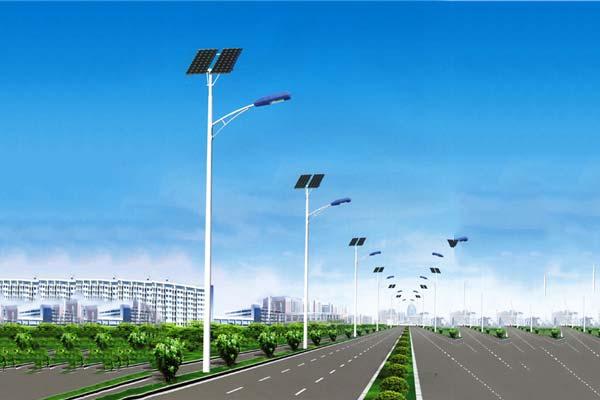 河南太陽能路燈供應