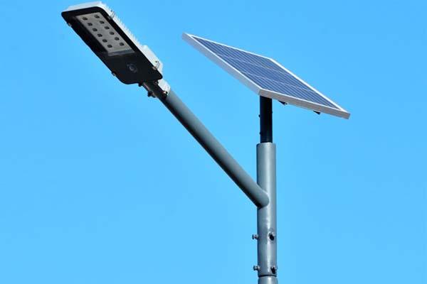 河南太陽能一體化路燈