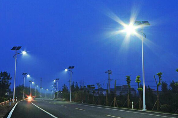 鄭州太陽能路燈廠家