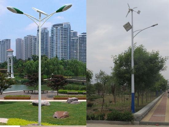太陽能路燈特點