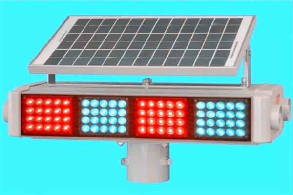 太陽能警示燈