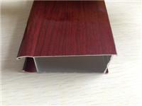 木纹壁柜门铝型材