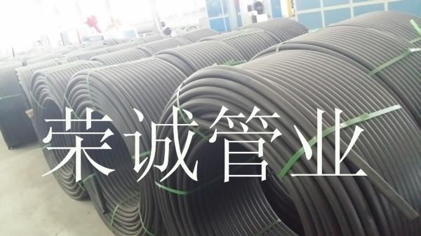 HDPE电缆保护管道