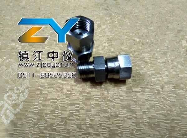 不锈钢扣压式管接头