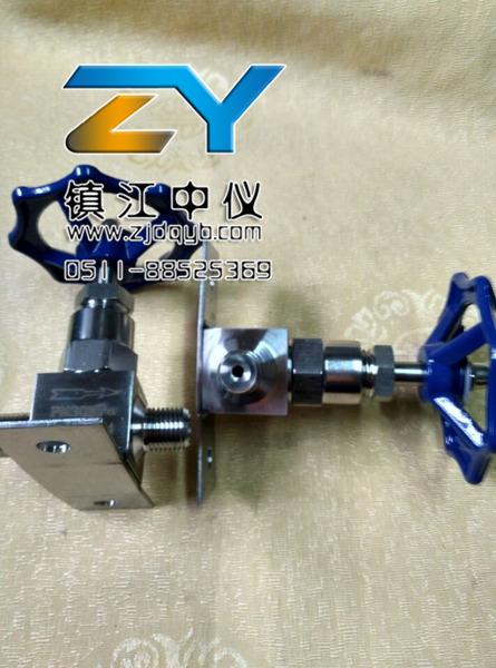 不锈钢G1/4外螺纹截止阀