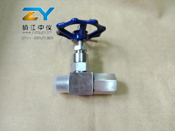 J11型压力表截止阀