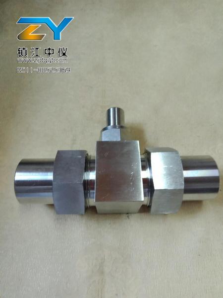 不锈钢异径对焊三通