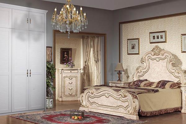 卧室床定制