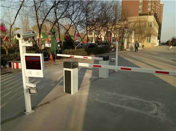内蒙古自治区停车场收费系统