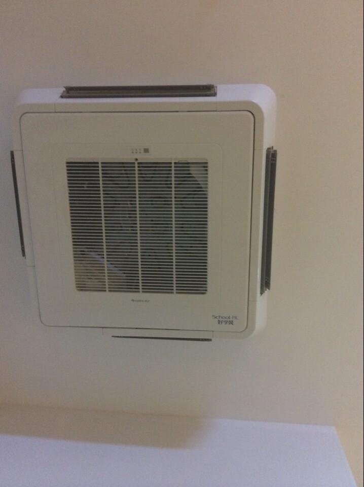 商用中央空调系统维修
