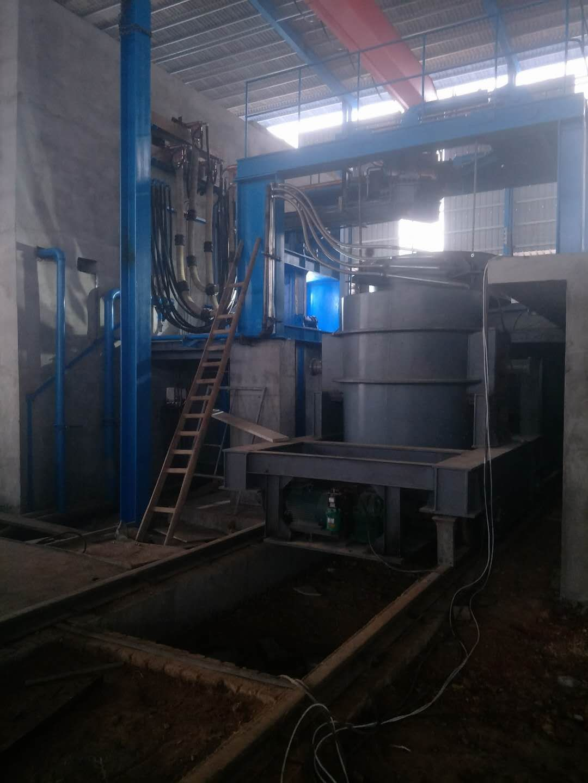 陕西LF-VD精炼炉