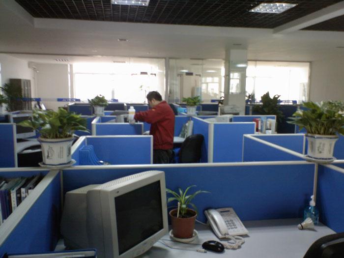 贵州办公室除甲醛