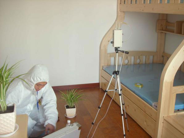 白云区贵阳室内空气检测