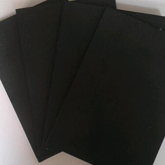 黑色自由发泡板
