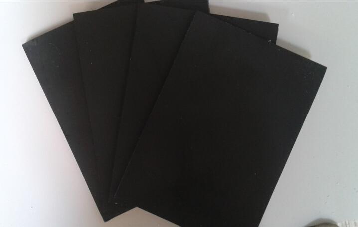 黑白pvc发泡板