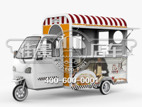 三轮餐车供应