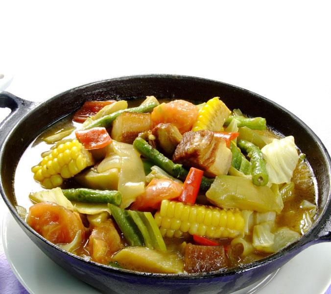 铁锅炖菜培训学校