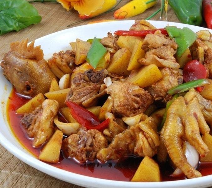 中式烹饪厨师培训