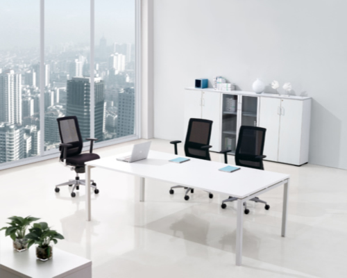 简美设计办公桌