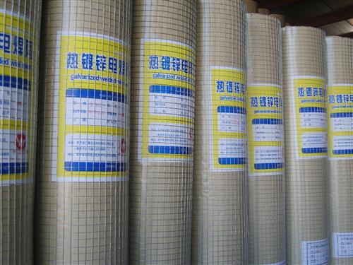 郑州镀锌电焊网