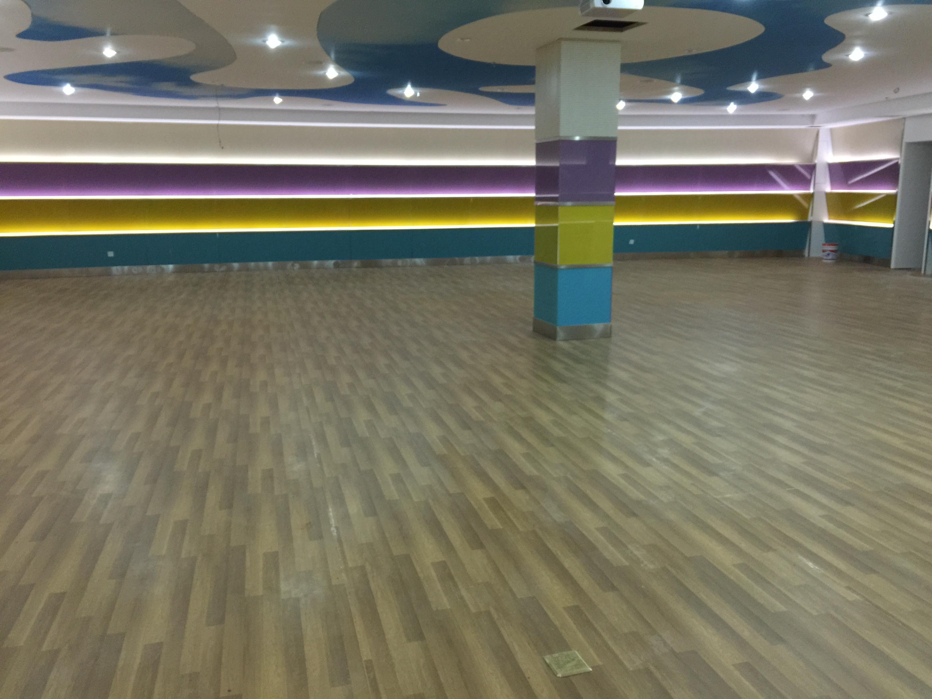 重庆运动地板地胶