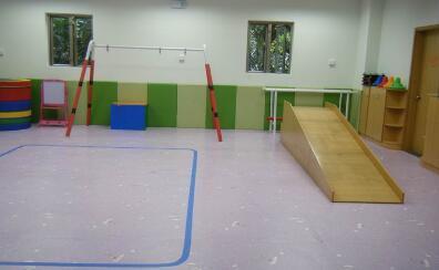 pvc幼儿园地胶