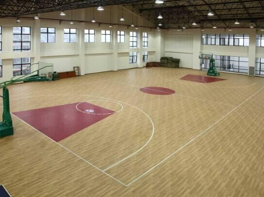 重庆运动木地板