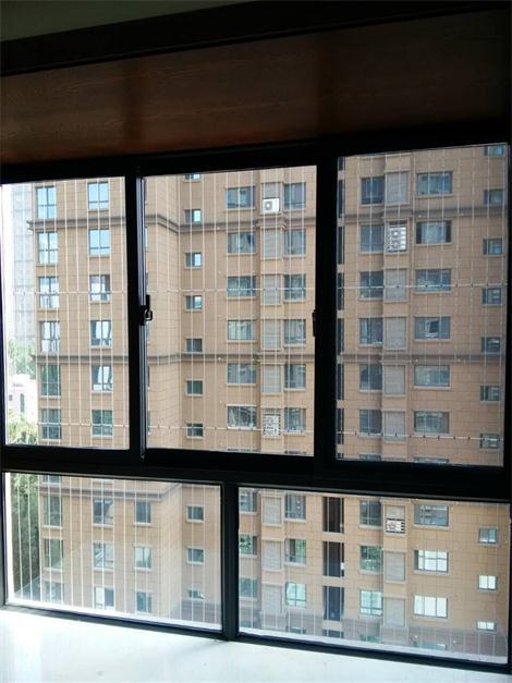 西安九鼎防护窗