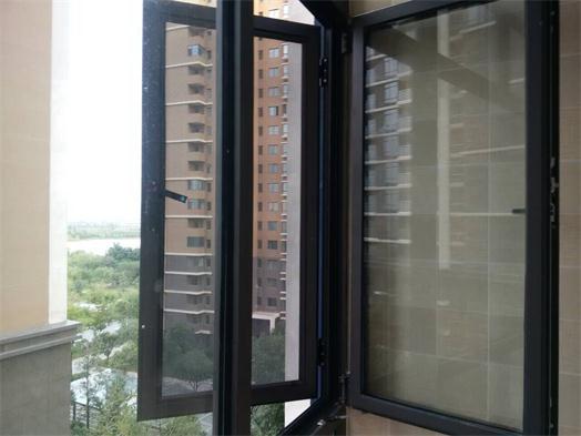 西安金刚网防护窗厂家