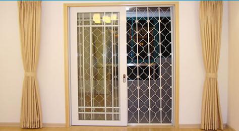 西安隐形纱门窗