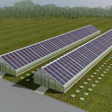 大理雲南農村太陽能發電係統