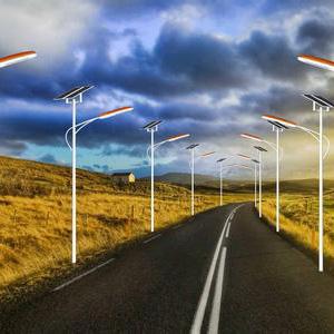 昆明太阳能路灯