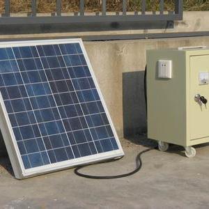 太阳能发电机价格