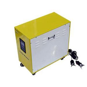 太阳能发电装机