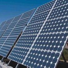 太阳能电池板供电