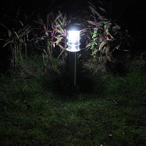 草坪灯间距