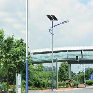 玉溪雲南太陽能路燈