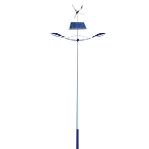 昆明太陽能風光互補路燈